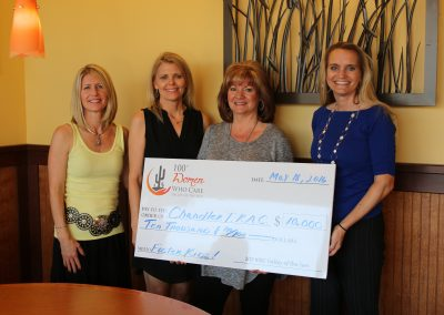 Chandler TRAC Check Presentation