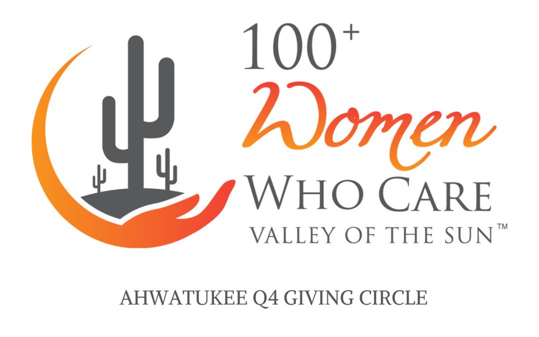 4th Quarter Giving Circle – Ahwatukee