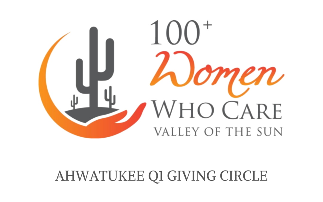 1st Quarter Giving Circle – Ahwatukee